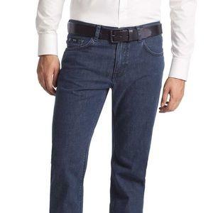 NWOT Boss Hugo Boss Maine Blue Jeans
